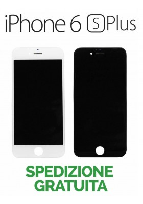 TOUCH SCREEN + LCD DISPLAY RETINA FRAME PER APPLE IPHONE 6S PLUS VETRO SCHERMO
