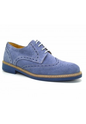 Scarpe classiche uomo mocassino con inglesina in vera pelle scarpa con francesina da cerimonia