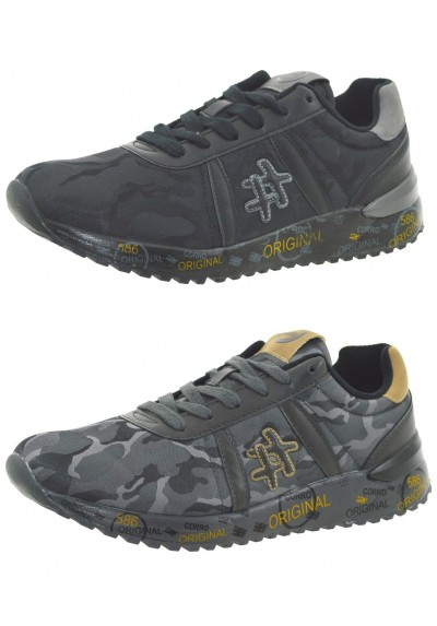 size 40 757a4 36a7b scarpe da ginnastica uomo sport sportive palestra corsa mimetiche militari  run