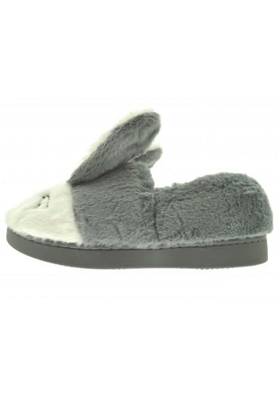 Ciabattine calde ciabatte casa pantofole donna pattine babbucce coniglietto