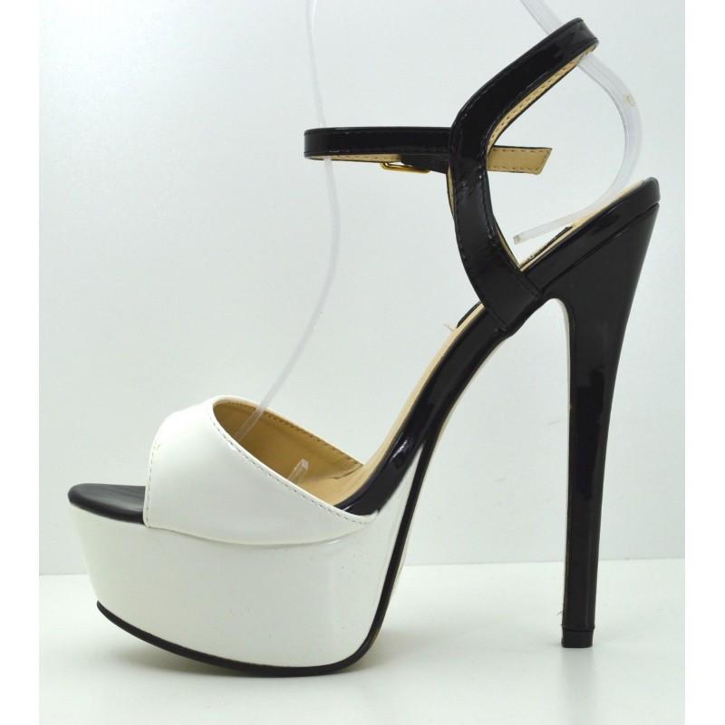 De Mujer 15 Pintadas Sandalias Decollete Zapatos Bombas Altos 35A4RjLq